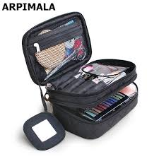 makeup bag arpimala 2017 luxury cosmetic bag professional makeup bag travel