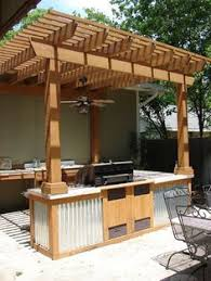How To Build An Outdoor Patio Diy How To Build A Shed Backyard Bar Metal Panels And Backyard