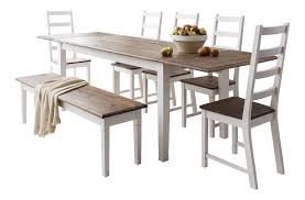 Dining Room Tables With Benches Kitchen Rectangle Kitchen Table With Bench Small Rectangular