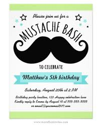 mustache party mustache party invitations theruntime