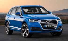 is there a audi q5 coming out 2017 audi q5 rendered let s it looks this autoevolution