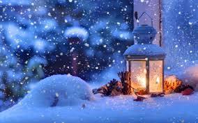 wallpaper new year snow winter macro light
