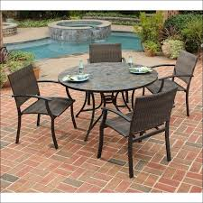 White Wicker Patio Chairs Dining Room Fabulous Bar Height Patio Set Small Outdoor Dining