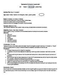 kung fu punctuation lesson and worksheet by liz peters tpt