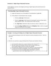 worksheet 1 matching equations and graphs 2 2 3 1 2 2 3 2