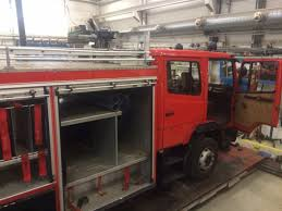 mercedes benz 1124f 36 brannbil firetruck for sale retrade offers