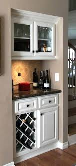 built in wine bar cabinets built in bar cabinets awesome medium size of modern white bar