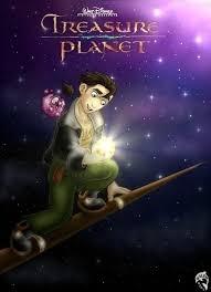 treasure planet poster dolphydolphiana deviantart