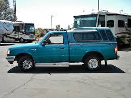Ford Ranger With Truck Camper - 1996 ford ranger xlt pickup truck tucson az freedom rv az