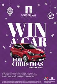 renault purple win a renault clio for christmas lmfm lmfm