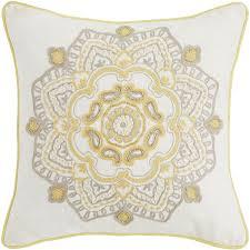 Pier One Pillows And Cushions Flocked World Map Lumbar Pillow
