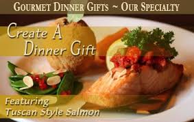 dinner gifts create dinner gift gourmet dinner delivered gourmet diners