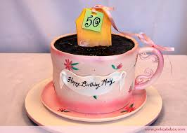 totally terrific teapot cakes pink cake box