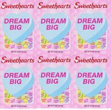 sweet hearts candy sweethearts candy ebay