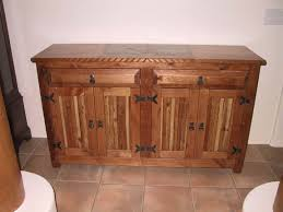 and rustic buffets and hutches