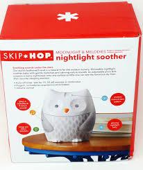 skip hop owl night light skip hop moonlight melodies nightlight soother owl walmart com