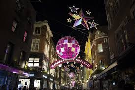 Christmas Lights Classy Best Way by 15 Incredible Christmas Lights Displays In London Christmas 2017
