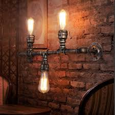 aliexpress com buy american country industrial style wall lights