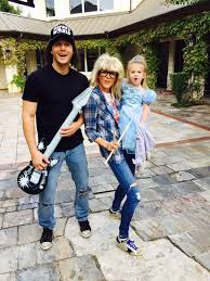 2015 Family Halloween Costumes by Male Celebrities In Halloween Costumes 2015 Pictures