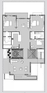 a house with 4 courtyards includes floor plans garden floo hahnow