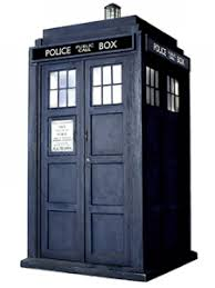 Phone Booth Bookcase A Bookcase Shaped Like A Blue Uk Police Call Box Omnium Design