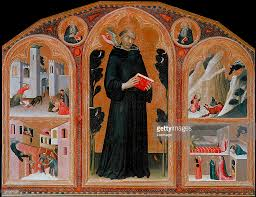 Blessed Agostino Novello Altarpiece Pictures Getty Images