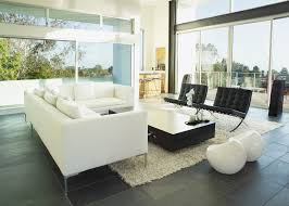 barcelona chair replica spaces with contemporary and modern