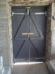 simple barn door lock med art home design posters
