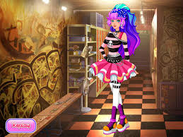 go punk dress up games android apps on google play