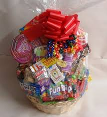 candy gift basket economy candy gift basket cbs new york