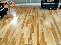 maple hardwood flooring contemporary living room other by