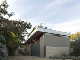 Butler Armsden Modern House With L Shaped Architecture Design In California By