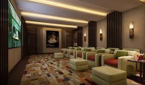 home theater room decor small and simply design for home theater idea techethe com