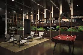 lounge at one57 new york ny places pinterest library games