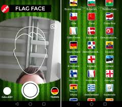 Flag Pictures Flag Face Android App Download Chip