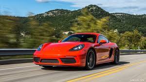 porsche cayman orange 2017 porsche 718 cayman s color lava orange us spec front