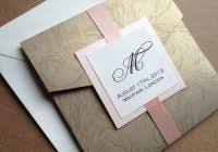 wedding invitation pocket envelopes wedding invitations in pocket envelopes vintage pocket wedding