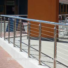 Handrail Fittings Suppliers Stainless Steel Wall Mounted Handrail Bracket Stainless Steel