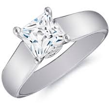 wide band engagement rings diamond eternity engagement rings budget diamond engagement rings