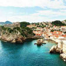 Rugged Cliff Synonym Croatia And The Islands Of The Adriatic Croatia Tours