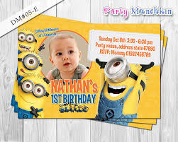 diy minion invitations minion inspired digital invitation for minions birthday diy