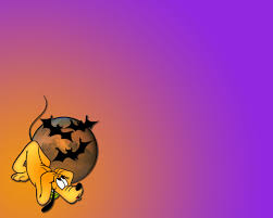 pixel halloween background disney halloween wallpaper backgrounds wallpapersafari