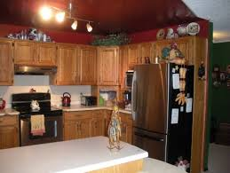 i am really tired of my honey oak cabinets they need refinishing