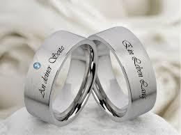 verlobungsringe eheringe verlobungsringe eheringe edelstahlringe trauringe mit blautopas