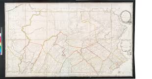 A Map Of Pennsylvania by File A Map Of The State Of Pennsylvania Nypl B14026308 434849