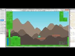 game programming using ms paint as a 2d level editor code in