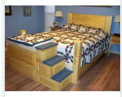 bedside dog bed with stairs igaya info
