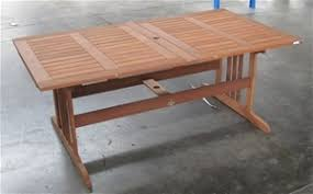 Expandable Patio Table Extendable Outdoor Table Regarding Dining Tables Ikea