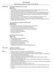 seo marketing manager resume samples velvet jobs