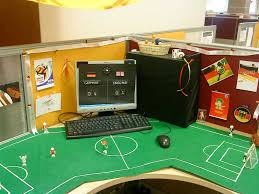 Decoration Ideas For Office Desk Fifa Germany Footbal Office Cubicle Decoration April Pinterest